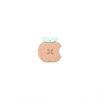 broche pomme mint