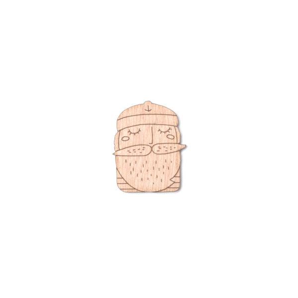 broche marin