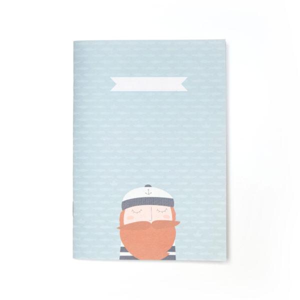 cahier marin