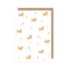 carte postale léopard
